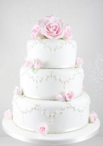 Свадебные торты, фото 39