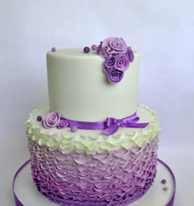 Свадебные торты, фото 40