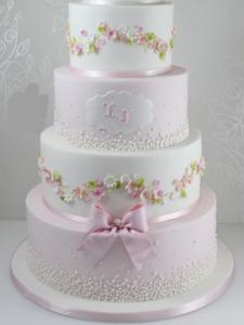 Свадебные торты, фото 41
