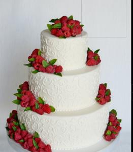 Свадебные торты, фото 42
