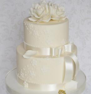 Свадебные торты, фото 43