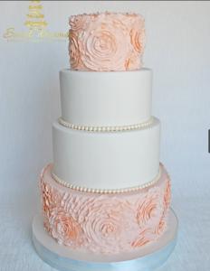 Свадебные торты, фото 44
