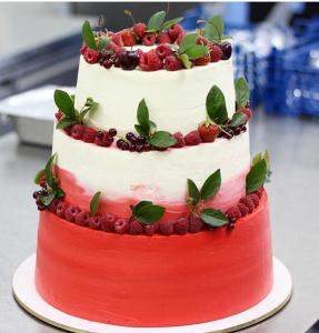 Весільні торти, фото 45