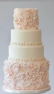 Свадебные торты, фото 46