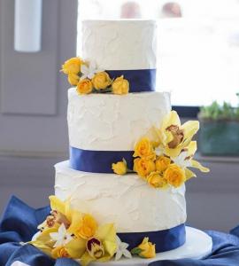 Свадебные торты, фото 47