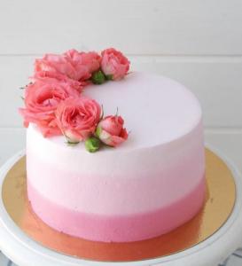 Свадебные торты, фото 48