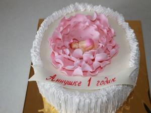 Торт на годик, фото 01