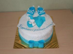Торт на годик, фото 09