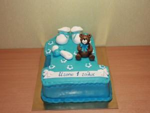 Торт на годик, фото 10