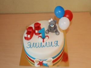 Торт на годик, фото 14