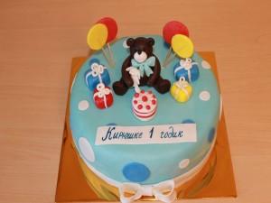 Торт на годик, фото 17