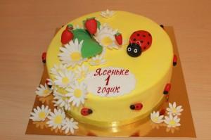 Торт на годик, фото 02