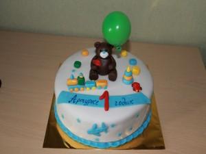 Торт на годик, фото 21