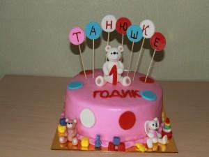 Торт на годик, фото 22