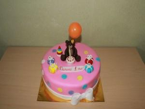 Торт на годик, фото 23