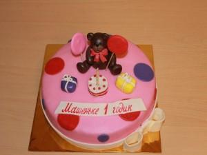 Торт на годик, фото 25