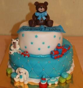 Торт на годик, фото 27