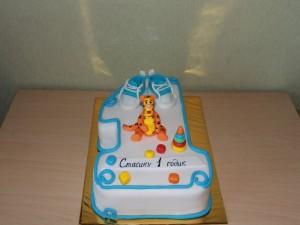 Торт на годик, фото 03