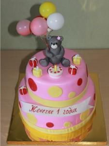 Торт на годик, фото 29