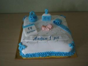 Торт на годик, фото 32