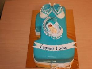 Торт на годик, фото 04