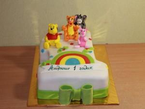 Торт на годик, фото 05
