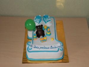 Торт на годик, фото 07