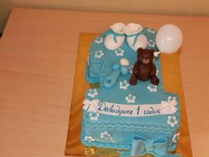 Торт на годик, фото 08