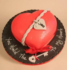 Торт сердце, фото 02