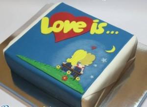 Торт сердце, фото 03