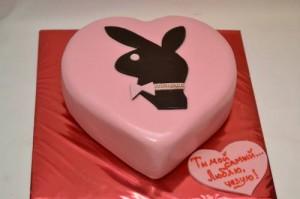Торт сердце, фото 04