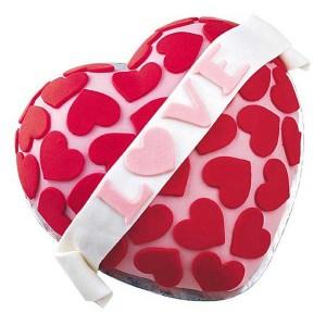 Торт сердце, фото 07