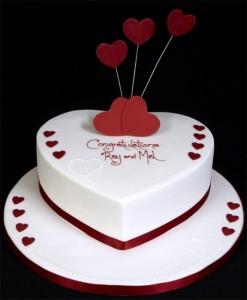 Торт сердце, фото 10