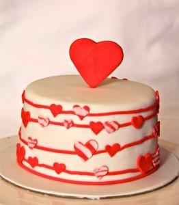 Торт сердце, фото 12