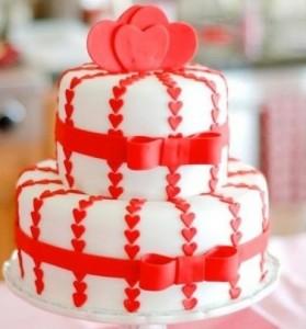Торт сердце, фото 16