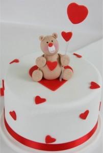 Торт сердце, фото 17