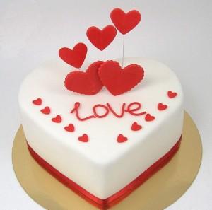 Торт сердце, фото 20