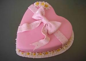 Торт сердце, фото 24