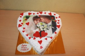 Торт сердце, фото 22
