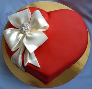 Торт сердце, фото 28