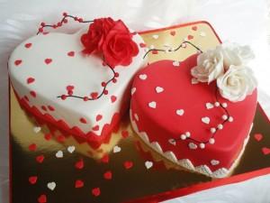 Торт сердце, фото 29