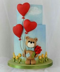 Торт сердце, фото 30