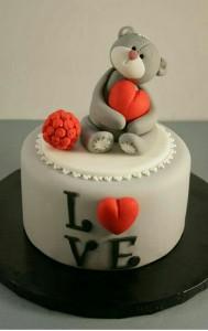 Торт сердце, фото 32