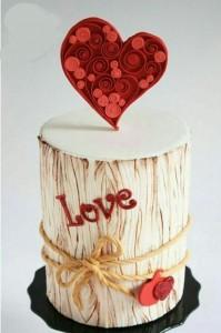 Торт сердце, фото 33